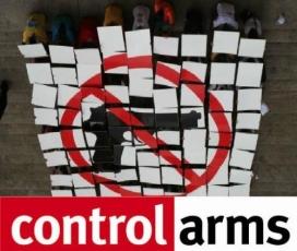 Imatge de la Campanya Armes sota control