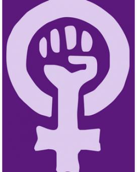 Símbol feminista / Font: Ateneu Rebel