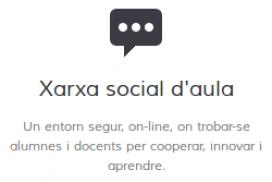 Atta és una xarxa social