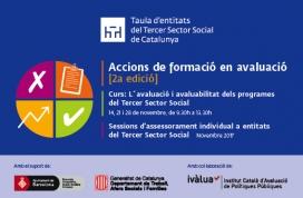 Accions de formació en avaluació per a entitats socials