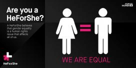 Creativitat del programa #HeForShe