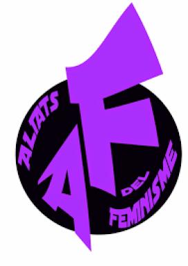 Logo Aliats del Feminisme / Font: Aliats del Feminisme