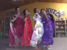 Vestimenta tradicional de Nicaragua - Foto: AM