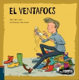 """Portada del Llibre """"El Ventafocs"""""""