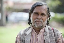 Prafulla Samantara va decidir representar la tribu indígena Dongria Kondh de l'est de l'Índia