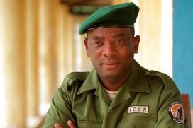 Rodrigue Mugaruka Katembo, guardiaboscos de Virunga reconegut amb el Premi Goldman 2017