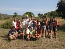 Els voluntaris i voluntàries fan tasques de seguiment de la biodiversitat