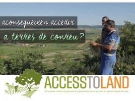 Acces to Land treballen per impulsar l'agroecologia a Europa i facilita l'accés a la terra de la jove pagesia