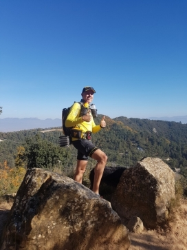 Albert Bosch participarà en l'Ultra Clean Marató al maig 2018