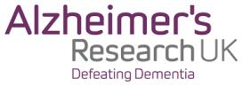 Logo d'Alzheimer's Research UK.
