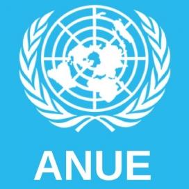 Logotip de l'Associació per a les Nacions Unides a Espanya