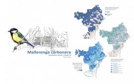 Les il·lustracions detallen l'aspecte de les aus i dels barris on habiten
