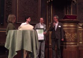 Presentació del projecte eReuse a enviroInfo2015.org
