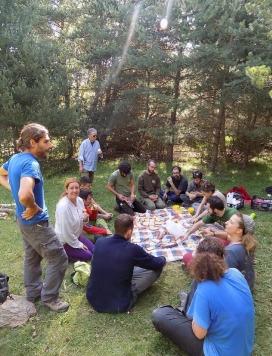 El projecte Boscos de Muntanya és una de les iniciatives de voluntariat ambiental més grans de Catalunya
