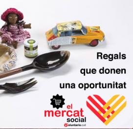 El Mercat Social participa al Giving Tuesday promovent la compra solidaria