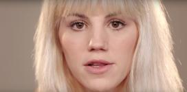 Angie Fernández en el vídeo promocional de la campanya #LosUltimos100.