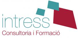 Logo d'Intress, organització que treballa la igualtat de gènere.
