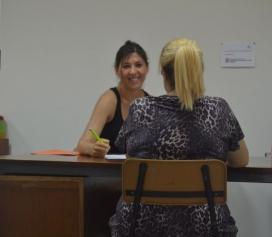 Programa d' orientació i formació sociolaboral per a persones amb dificultats de trobar feina realitzat per Càritas Girona