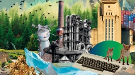 """La mostra """"Després de la fi del món"""" es pot visitar al CCCB"""