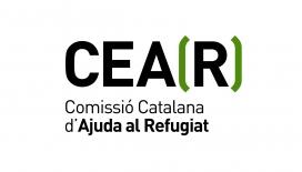 Logo de la Comissió Catalana d'Ajuda al Refugiat.