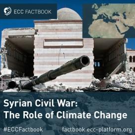 La plataforma analitza la relació entre el canvi climàtic i el conflicte a Síria