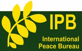 L'International Peace Bureau aplega més de 300 entitats de tot el món.