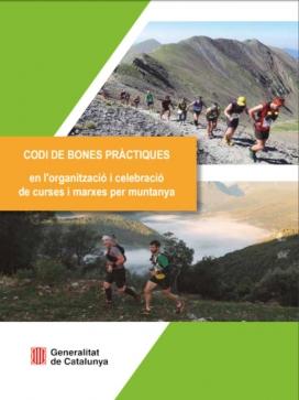 Guia de bones pràctiques per al desenvolupament de curses per muntanya en espais naturals protegits