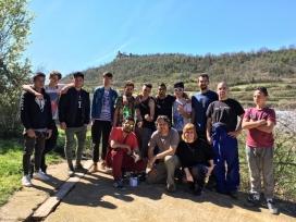Sessió del Projecte Agrotreballa per la ocupació de joves en agricultura ecològica
