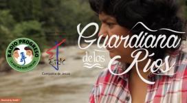 'Guardiana de los Ríos', curt sobre la lluita de l'activista hondurenya Berta Cáceres.