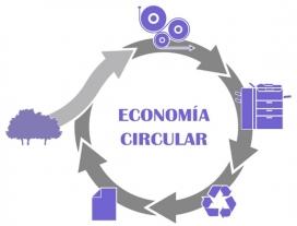 Un bon exemple: aplicació de l'economia circular a la producció i ús de paper