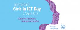 Imatge oficial del Girls in ICT