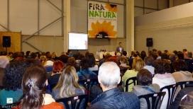 Una rica agenda de conferències configura el programa de la Fira Natura
