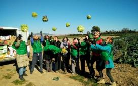 L'Associació Espigoladors va guanyar el primer premio en Agricultura Social de la passada edició