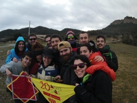 'T'Atravessas?', formació en excursionisme per a monitors i monitores de la Federació Catalana de l'Esplai