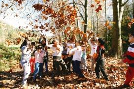 La Fundació Roger Torné apropa els hàbits saludables i el contacte amb la natura a infants en situacions vulnerables