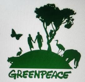 Logo de Greenpeace.