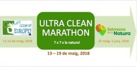 Ultra Clean Marathon connecta dos dels grans esdeveniments ambientals de la primavera