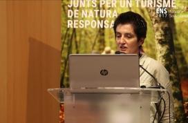 Cristina Sánchez al Forum ENS 2017