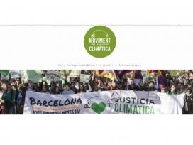 El moviment per la Justícia Climàtic ha expressat la seva valoració de la llei