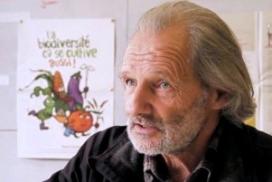 El pagès i activista occità Guy Kastler