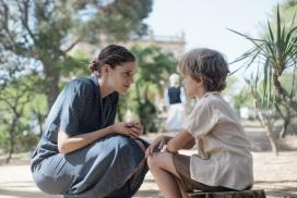 Imatge de la pel·lícula documental La llum d'Elna.