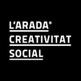 Logotip de la cooèrativa L'Arada