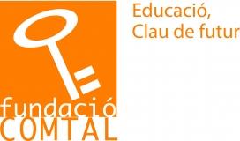 Logotip de la Fundació Comtal