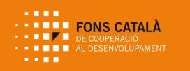 Fons Català de Cooperació al Desenvolupament.