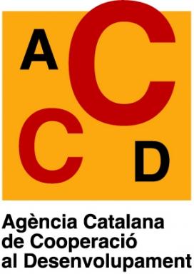 Logo de l'Agència Catalana de Cooperació pel Desenvolupament.