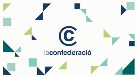 Logotip de La Confederació.