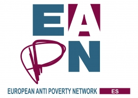 Logo de la European Antipoverty Network.