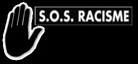 Logotip de SOS Racisme