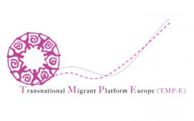 Logotip de Transnational Migrant Platform Europe