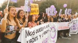 Manifestació del 8 de març